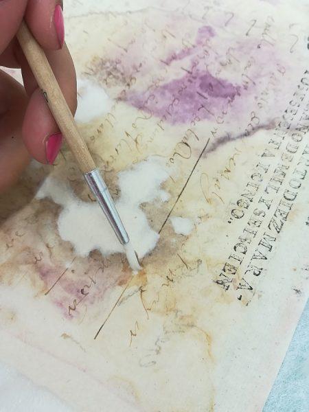 29_Repaso y reparación de las pequeñas imperfecciones