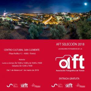 Exposición AFT Selección 2018