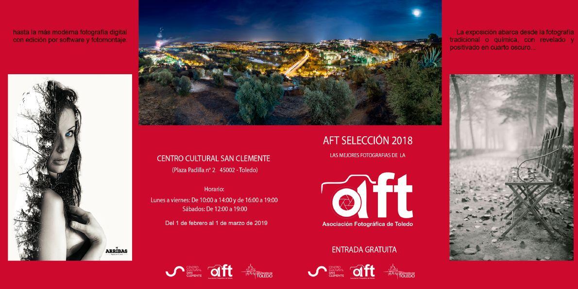 https://www.toledo.es/wp-content/uploads/2019/01/aft.jpg. Exposición AFT Selección 2018
