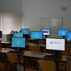 El Ayuntamiento incorpora nuevos equipos informáticos a los centros de mayores, bibliotecas y centros cívicos de la ciudad