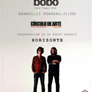 BOBO.-Presentación Disco.