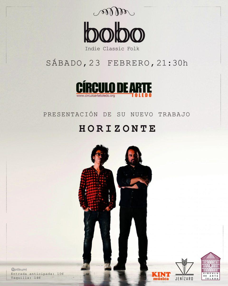 http://www.toledo.es/wp-content/uploads/2019/01/bobo-circulo-del-arte-960x1200.jpg. BOBO.-Presentación Disco.