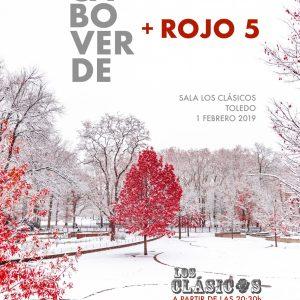 ROJO 5 + CABO VERDE