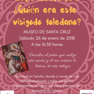 San Ildefonso ¿Quién era este visigodo toledano?