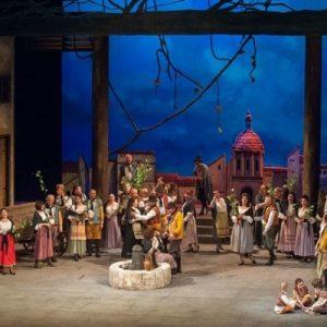 Grandes coros de ópera y Cavallería Rusticana