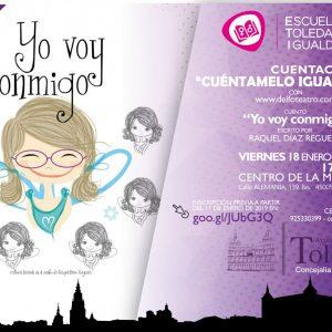El Ayuntamiento organiza para enero un cuentacuentos infantil y un taller de yoga para mujeres a través de la Escuela Toledana de Igualdad