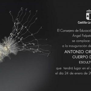 """Inauguración Exposición Esculturas """"Cuerpo de nube"""""""