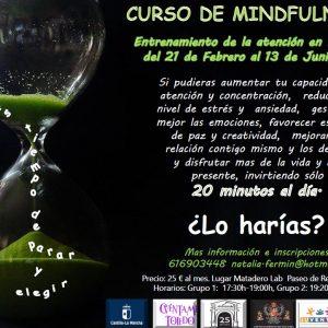 Curso de formación  de Mindfulness