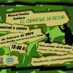 "Musical Familiar Solidario ""El libro de la Selva"""