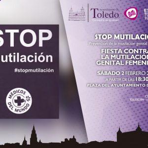 FIESTA CONTRA LA MUTILACIÓN GENITAL FEMENINA