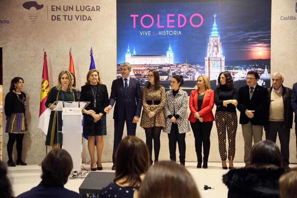 https://www.toledo.es/wp-content/uploads/2019/01/fitur_1-1200x800.jpeg. La alcaldesa destaca la potencia cultural de la ciudad y del sector turístico para mantener a Toledo como destino de referencia
