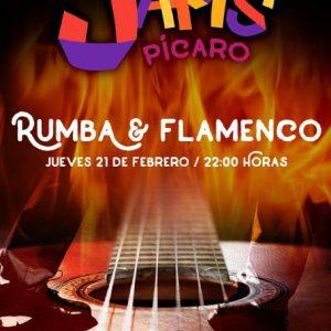 PÍCARO JAMS. JAM FLAMENCA.-RUMBA/ FLAMENCO
