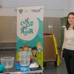 l Ayuntamiento y TAGUS lanzan la III edición del proyecto educativo y de sensibilización ambiental 'El Curso del Agua'