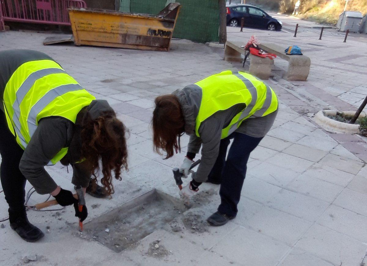 http://www.toledo.es/wp-content/uploads/2019/01/poeta-gomez-manrique_2-e1546769215894-1200x868.jpg. El Ayuntamiento acomete mejoras de accesibilidad y mantenimiento urbano en el Poblado Obrero y en el Paseo Poeta Gómez Manrique