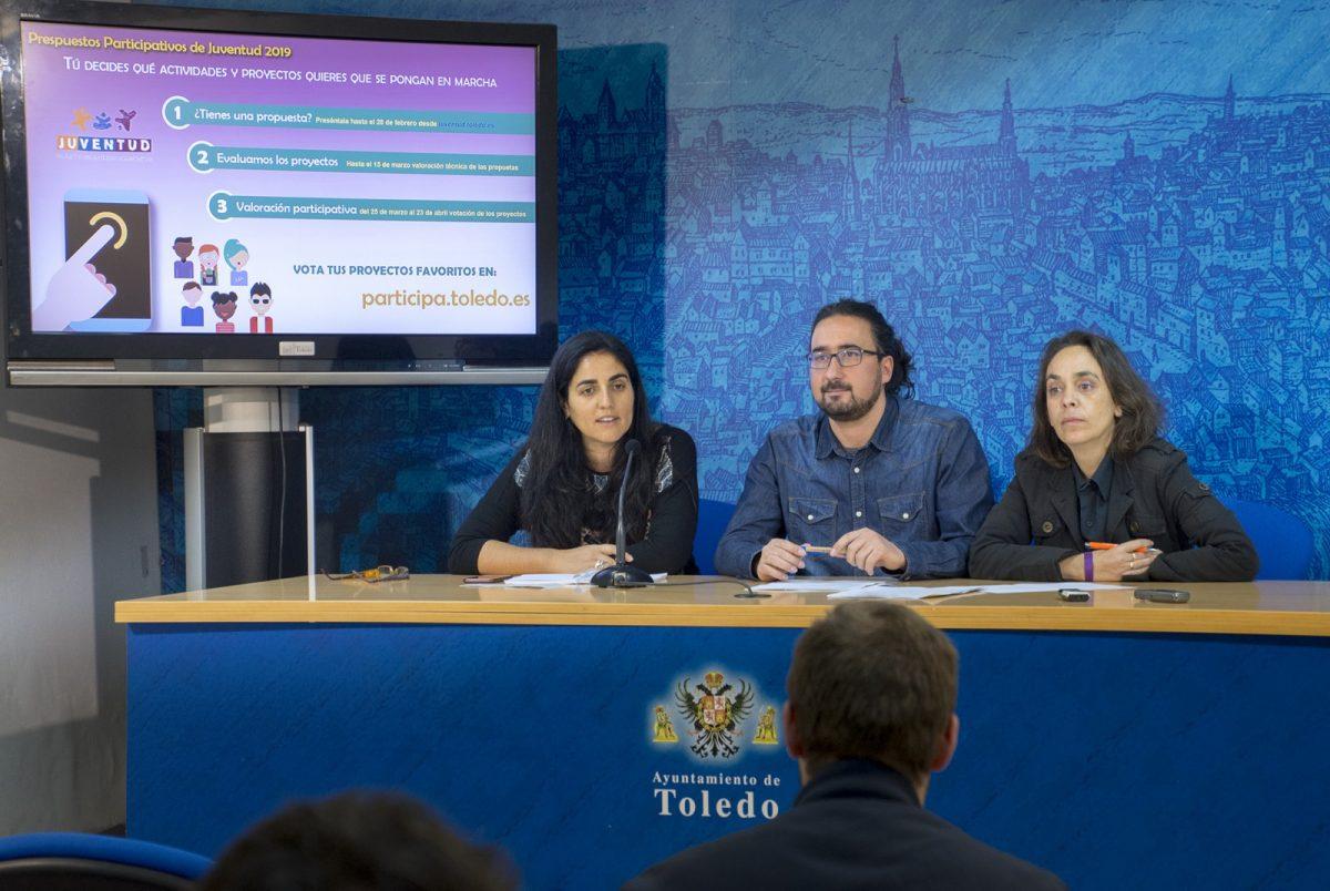 http://www.toledo.es/wp-content/uploads/2019/01/presupuestos-participativos-juventud-2-1200x804.jpg. Comienza el plazo para presentar iniciativas a los Presupuestos Participativos de Juventud con una partida de 30.000 euros
