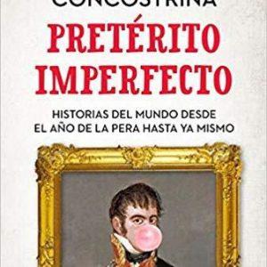 PRESENTACIÓN DE LIBRO: Pretérito imperfecto
