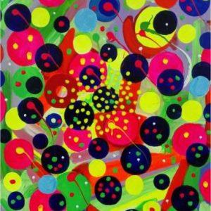 Exposición Puntillismo abstracto