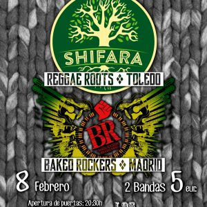 SHIFARA + BAKED ROCKERS