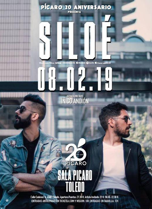http://www.toledo.es/wp-content/uploads/2019/01/siloe.jpg. PÍCAROLIVE. 20 AÑOS: SILOE