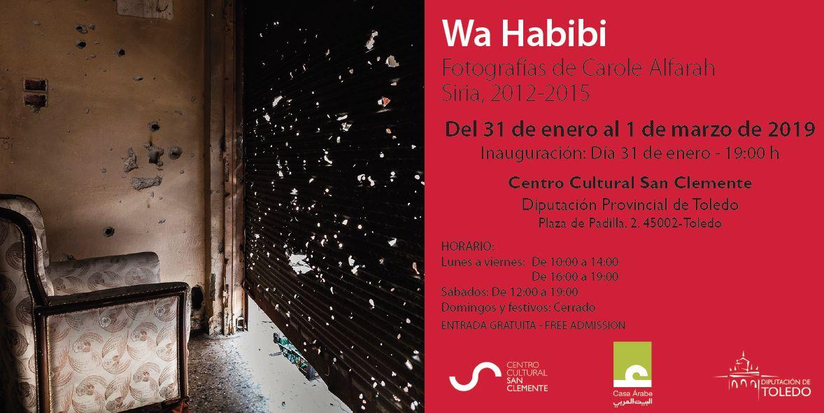 http://www.toledo.es/wp-content/uploads/2019/01/wa-habibi.jpg. Inauguración Exposición Wa Habibi