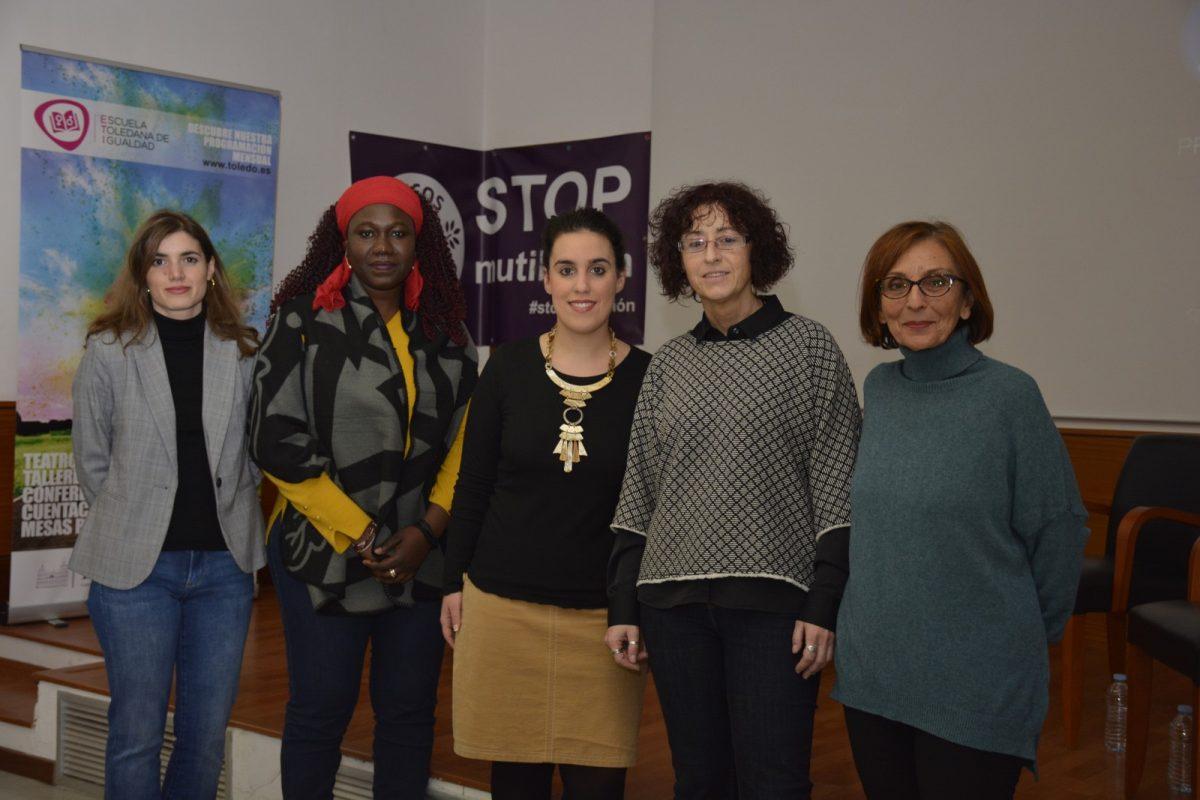 Una mesa redonda y la proyección de un documental centran los actos locales del Día Contra la Mutilación Genital Femenina