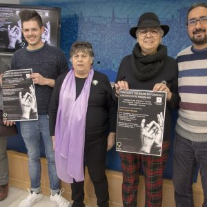 l Ayuntamiento promueve junto a 'Mujeres de Negro' un concierto solidario de flamenco para recaudar fondos para 'Proem-Aid'
