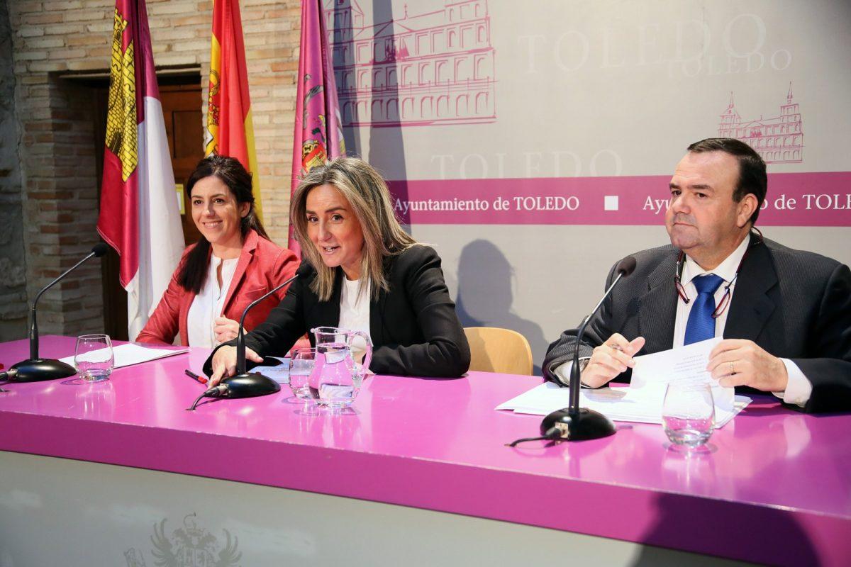 http://www.toledo.es/wp-content/uploads/2019/02/01_barber_carril_bici-1200x800.jpg. El Ayuntamiento invertirá 1,5 millones en remodelar la Avenida de Barber con la renovación del pavimento, aceras y alumbrado