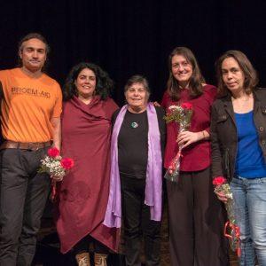 ran acogida de público en el concierto flamenco solidario para recaudar fondos a favor de los proyectos de Proem-aid