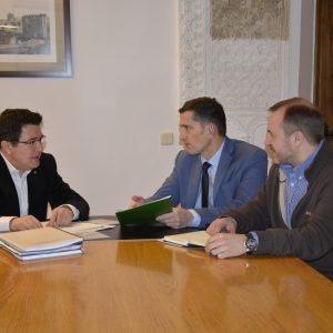l Ayuntamiento valora incluir en su estrategia de ciudad una propuesta de Iberdrola para la innovación y sostenibilidad