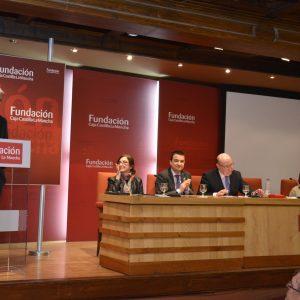 l Ayuntamiento tiende la mano a la Academia de Gastronomía y alaba el trabajo de Martínez Arroyo como Académico de Honor