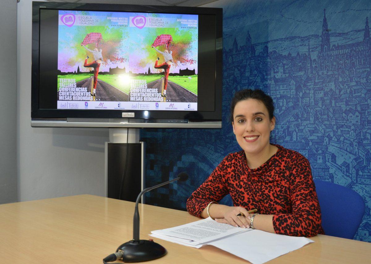 http://www.toledo.es/wp-content/uploads/2019/02/02-programa-escuela-igualdad-1200x855.jpg. El empoderamiento de las mujeres y las violencias machistas centran el programa de actividades de la Escuela de Igualdad