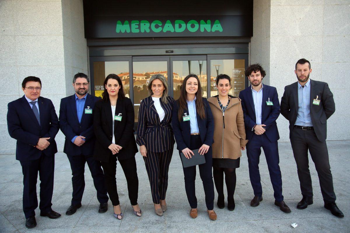 http://www.toledo.es/wp-content/uploads/2019/02/02_mercadona-1200x800.jpg. La alcaldesa señala que la gestión eficaz del Gobierno local convierte a Toledo en una ciudad atractiva para invertir y para vivir