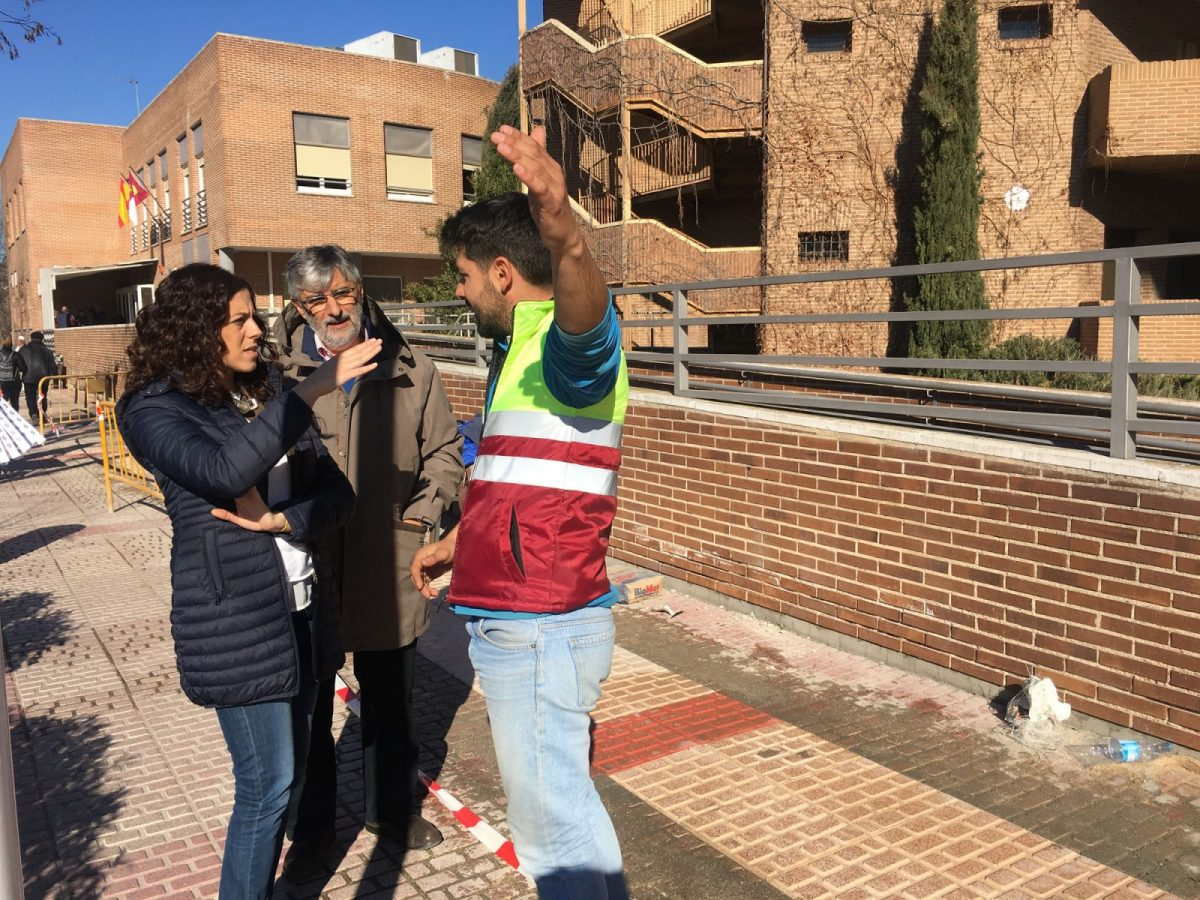 http://www.toledo.es/wp-content/uploads/2019/02/03_obras_acerado_palomarejos-1200x900.jpg. Las obras de mejora del acerado y la accesibilidad de Palomarejos incluyen más de 140 actuaciones en casi 40 calles del barrio