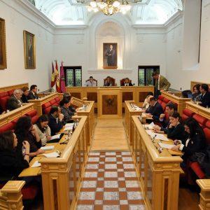 l Pleno da cuenta del Presupuesto de 2019 con inversiones que apuestan por el empleo, el desarrollo económico y social de Toledo
