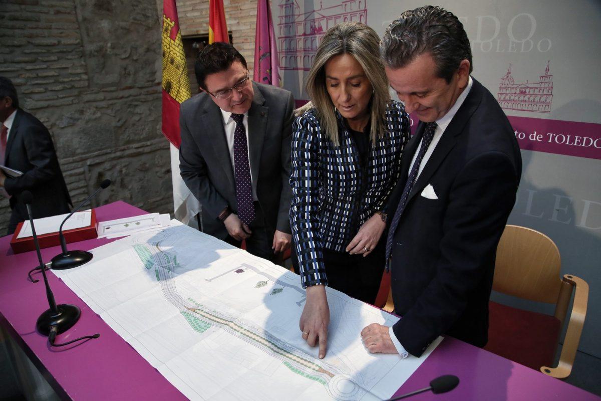 http://www.toledo.es/wp-content/uploads/2019/02/04_proyecto_bulevar-1200x800.jpg. El bulevar del Paseo de la Rosa contará con una inversión de 1,9 millones de euros, zonas verdes, más aparcamiento y arbolado