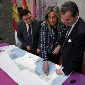 l bulevar del Paseo de la Rosa contará con una inversión de 1,9 millones de euros, zonas verdes, más aparcamiento y arbolado