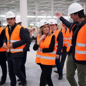 """ilagros Tolón: """"Estamos convirtiendo Toledo en capital del desarrollo económico y del empleo vinculado a la innovación"""""""