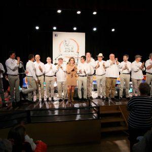 a alcaldesa participa en las actividades del programa 'Toledo Enamora' que reciben un gran respaldo por parte de los toledanos