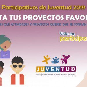 resupuestos Participativos Juventud 2019
