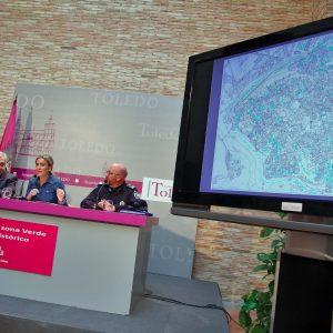 ilagros Tolón anuncia más plazas de aparcamiento para residentes y la entrada en vigor este sábado del nuevo horario de protección