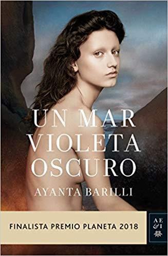 https://www.toledo.es/wp-content/uploads/2019/02/ayanta.jpg. Presentación del libro: Un mar violeta oscuro por Ayanta Barilli