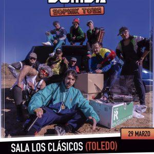 BALKAN BOMBA + EL BASTON DE LA VIEJA