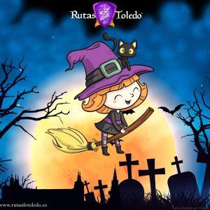 """Ruta infantil """"El misterio de las Brujas de Toledo"""""""