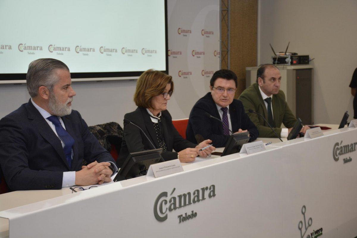 http://www.toledo.es/wp-content/uploads/2019/02/camara-de-comercio_2-1200x800.jpg. El Gobierno local respalda la formación de profesionales y directivos a través de la nueva iniciativa 'Campus Cámara Toledo'