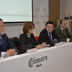 l Gobierno local respalda la formación de profesionales y directivos a través de la nueva iniciativa 'Campus Cámara Toledo'
