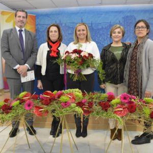 oledo se convierte este fin de semana en capital del arte floral gracias al Congreso Anual de la Asociación Española de Floristas