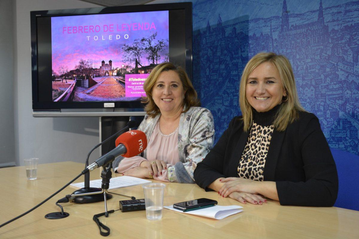 http://www.toledo.es/wp-content/uploads/2019/02/dsc0324-1200x800.jpg. El Ayuntamiento organiza en febrero rutas gratuitas, conciertos y un concurso fotográfico enmarcado en 'Toledo Enamora 2019'