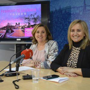 l Ayuntamiento organiza en febrero rutas gratuitas, conciertos y un concurso fotográfico enmarcado en 'Toledo Enamora 2019'