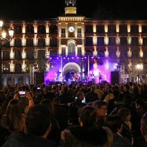 a música completa el programa de Toledo Enamora que propone para el fin de semana una verbena y un concierto de boleros