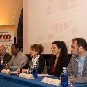 """as políticas de cooperación del Ayuntamiento de Toledo """"son algo más que palabras"""" y ejemplo para otras instituciones locales"""